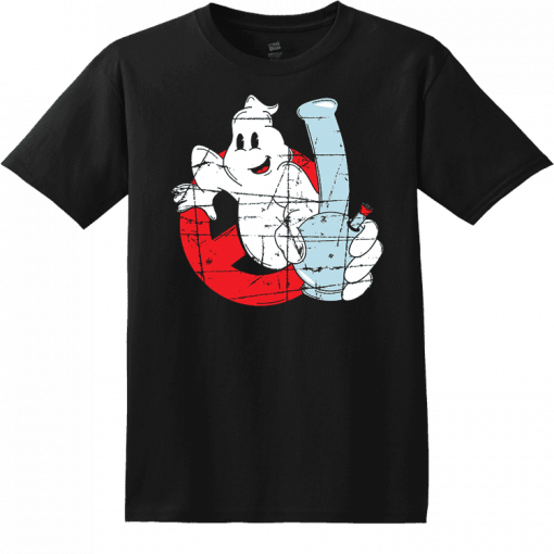 ghost busters 420 weed cannabox t shirt tee