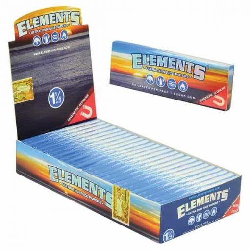 Cannabox Elements Rice Paper Magnetic
