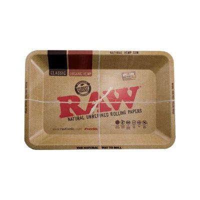 Cannabox Raw Small Rolling Tray