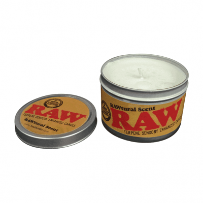 raw candle terpenes odor eliminator 420