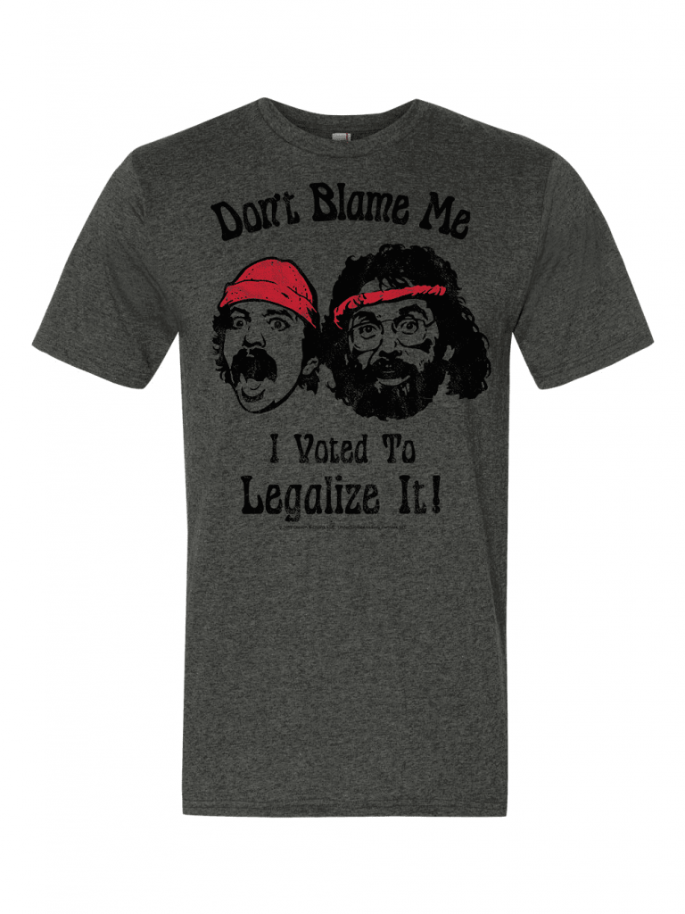 Cannabox Cheech And Chong T-Shirt 4/20