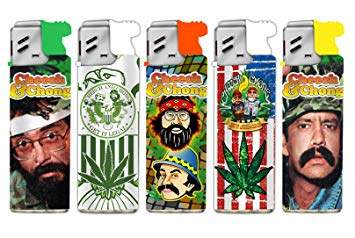 Cheech and Chong Lighter