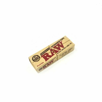 Cannabox Raw Gummed Rolling Tips