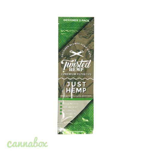 Twisted Hemp Wrap Just Hemp